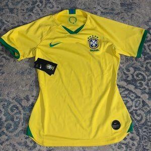New Nike Brasil Stadium Jersey